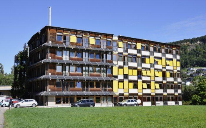Brunetti architekten gmbh 4133 pratteln basel architekturb ro architekt - Architekturburo basel ...